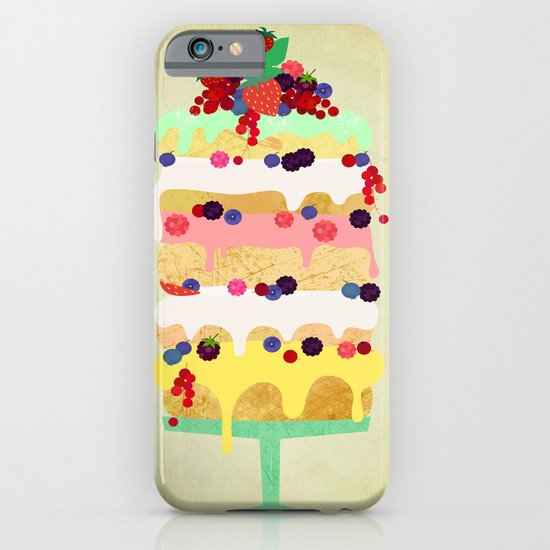 Fairy Cake iPhone & iPod Case