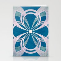 infinity Stationery Cards featuring Infinity by Enrico Guarnieri 'Ico-dY'