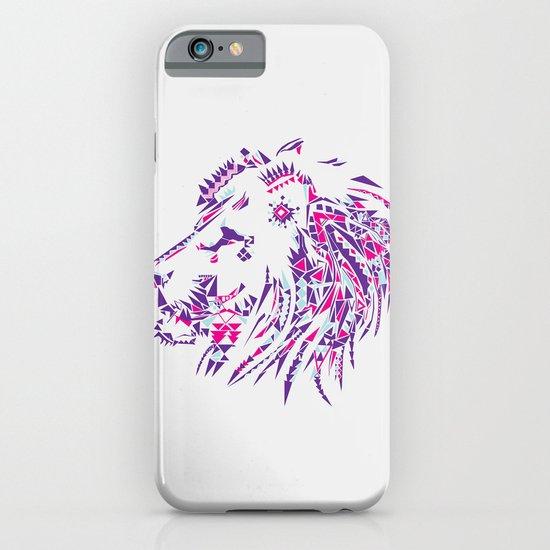 Aztec Lion iPhone & iPod Case