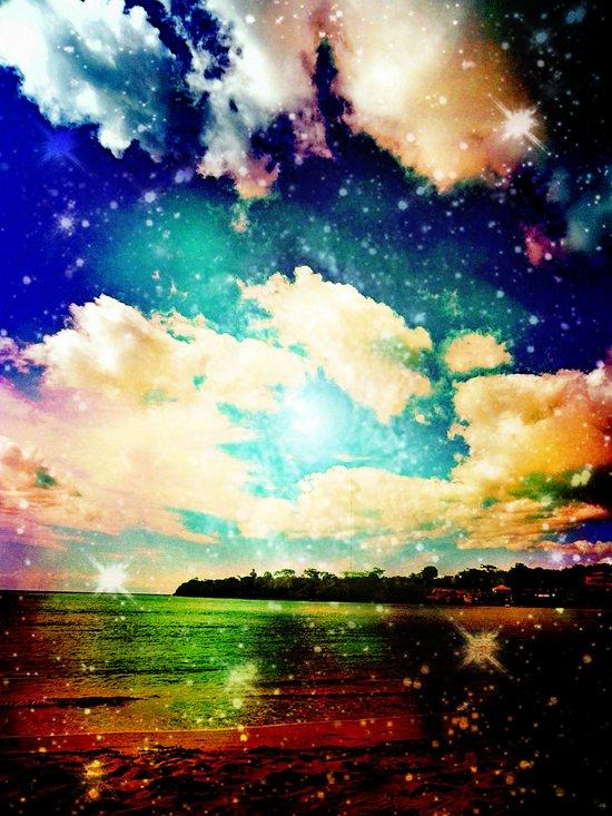 Far Out Beach Canvas Print