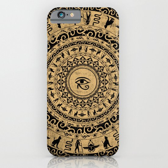 Look Into My Eye iPhone & iPod Case