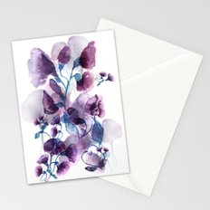 Weaving shadows Stationery Cards
