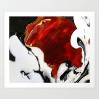 Apasavello Series March … Art Print