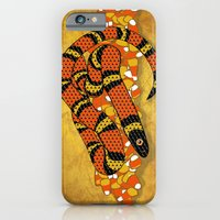 Mexican Candy Corn Snake iPhone 6 Slim Case