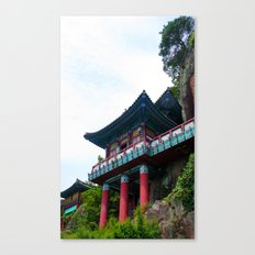 Temple Sasung 1 Canvas Print