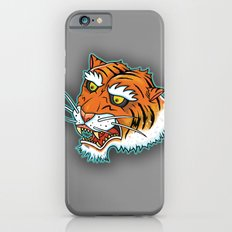 Bengal Tiger Angry iPhone 6 Slim Case