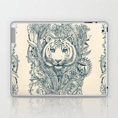 Tiger Tangle Laptop & iPad Skin