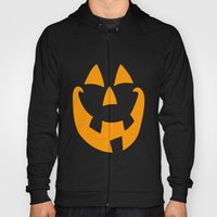 Pumpkin Face Hoody