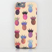 Tutti Frutti - Pineapple… iPhone 6 Slim Case