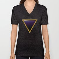 Space Frame Unisex V-Neck