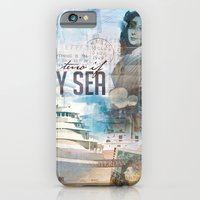 iPhone & iPod Case featuring By Sea by TinbirdCreative