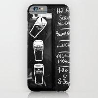 Liquid Lunch iPhone 6 Slim Case