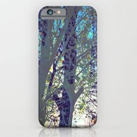 iPhone & iPod Case featuring Love tree by Anna Brunk