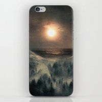 Hope In The Moon iPhone & iPod Skin