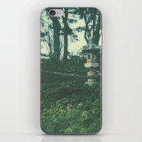 Japanese Garden iPhone & iPod Skin