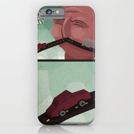 Mustache speed iPhone & iPod Case