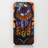Hamsa II iPhone 6 Slim Case