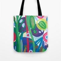 Secret garden I  Tote Bag