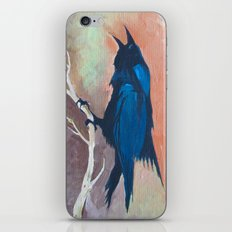 Crow Scream iPhone & iPod Skin