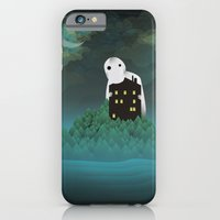 iPhone & iPod Case featuring Guardian by Martynas Pavilonis