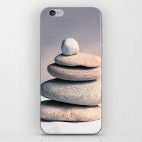 Balancing Rocks iPhone & iPod Skin