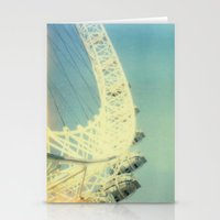 London Eye, Polaroid Stationery Cards