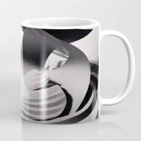 Paper Sculpture #6 Mug