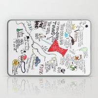 Paper Towns, John Green Laptop & iPad Skin