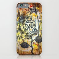 iPhone & iPod Case featuring Botanism by Tyler Resty