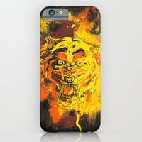 Tiger Style. iPhone 6 Slim Case