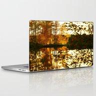 Reflection In October Laptop & iPad Skin