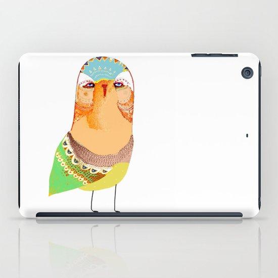 The Rarest Owl iPad Case