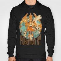 Pokemon XY Megavolution Hoody