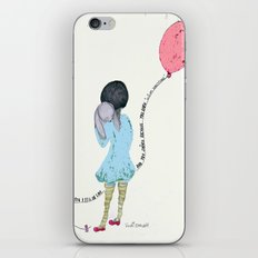 When I Saw You I Fell In Love 2 iPhone & iPod Skin