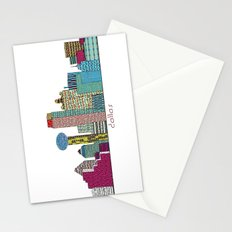 Dallas city  Stationery Cards