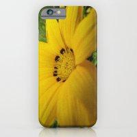 Yellow Feeling iPhone 6 Slim Case