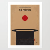 No381 My The Prestige Mi… Art Print