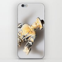 The Little Cowboy, fallen iPhone & iPod Skin
