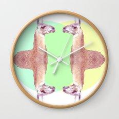 Falling in a Dream  Wall Clock