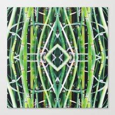 50 Shades of Green (6) Canvas Print