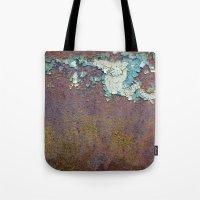 Paint Mosaic Tote Bag