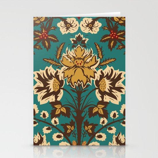 Rococo Stationery Card