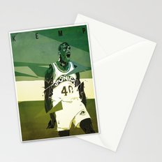 Seattle Reign Man Stationery Cards