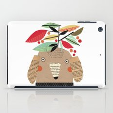 PLANTS ON HEAD iPad Case