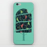 The Winter Tree iPhone & iPod Skin
