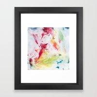We Need More Rainbows Framed Art Print
