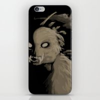 Chupacabra Boy  iPhone & iPod Skin