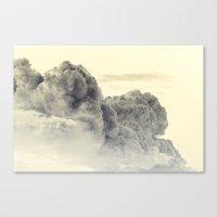 Heavenly Stampede Canvas Print