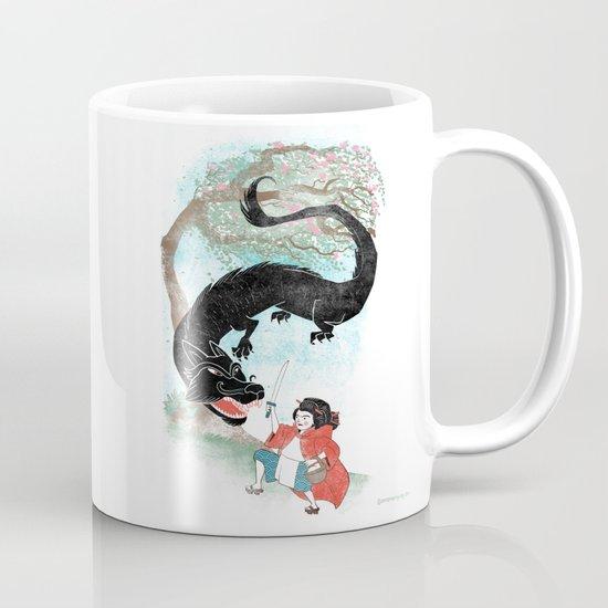 Little Red-San Mug
