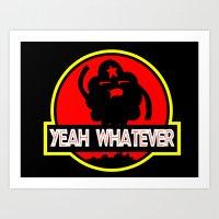 Adventure Time: Yeah, Wh… Art Print
